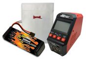 MaxAmps LiPo 6500 11.1v RTR Kit for Stampede®