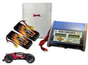 Dual LiPo 6500 7.4v ARTR Kit for Fazon BLX