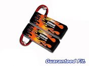 LiPo 6500 2-cell 7.4v Super 5SC Flux Pair
