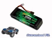Green Series Life 6750 2-cell 6.6v Slash Battery Pack - Allow 1 week