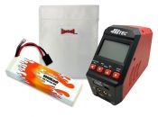 MaxAmps Hard Case LiPo 9000XL 7.4V RTR Kit for Slash®