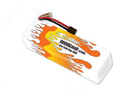 MaxAmps LiPo 9000XL 4S 14.8v Pack for Unlimited Desert Racer®