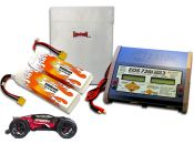 Dual LiPo 9000XL 7.4V ARTR Kit for Fazon BLX