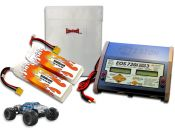 Dual LiPo 9000XL 7.4V ARTR Kit for Nero BLX
