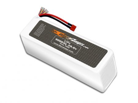 LiPo 9000XL 8S 29.6v Battery Pack