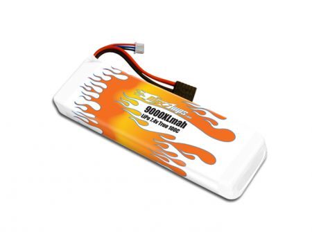 MaxAmps LiPo 9000XL 2S 7.4v Battery Pack for Slash®