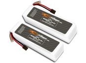 MaxAmps LiPo 9000XL 4S 14.8v Pair for 8S X-Maxx®