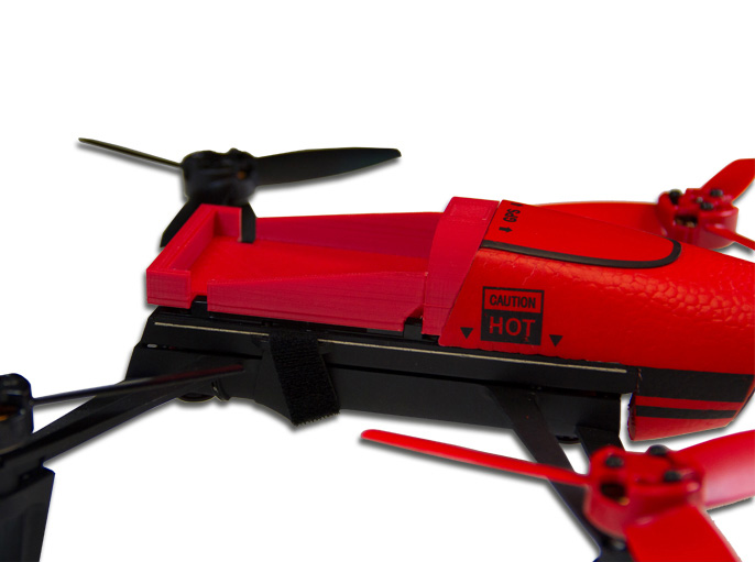 LiPo 2000 3S 11 1v Bebop Drone Battery Pack