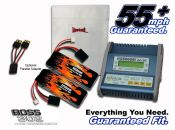 LiPo 1850 11.1V Boss 302 Pair RTR Kit