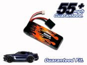 LiPo 1850 3-cell 11.1v Boss 302 Battery Pack