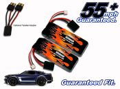 LiPo 1850 3-cell 11.1v Boss 302 Pair