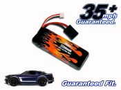 LiPo 2250 2-cell 7.4v Boss 302 Battery Pack - Allow 3 weeks
