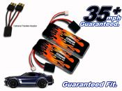 LiPo 2250 2-cell 7.4v Boss 302 Pair - Allow 3 weeks