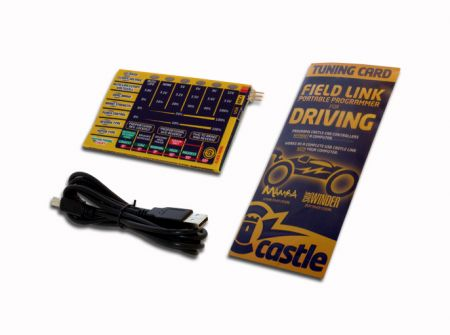 Castle Field Link Portable Programmer for Cars