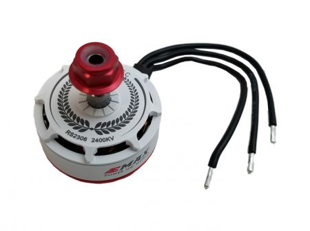 EMAX RS2306 White Edition RaceSpec Motor 2400kv - Limited Stock