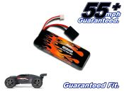 LiPo 1850 3-cell 11.1v E-Revo VXL Battery Pack