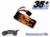 LiPo 1850 2-cell 7.4v E-Revo VXL Battery Pack
