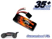 LiPo 2250 2-cell 7.4v E-Revo VXL Battery Pack - Allow 3 weeks