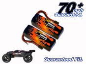 LiPo 5450 3-cell 11.1v E-Revo Brushless Pair