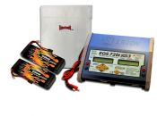 MaxAmps Dual LiPo 6500 7.4v ARTR Kit for Spartan®