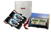 MaxAmps Dual LiPo 8000 7.4v ARTR Kit for M41®