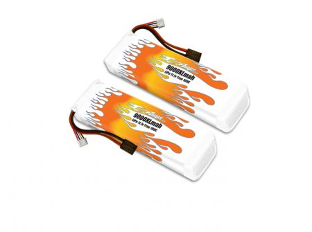 MaxAmps LiPo 9000XL 3S 11.1v Pair for XO-1®