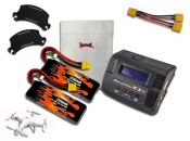Dual LiPo 4500 11.1v Phantom RTR Kit