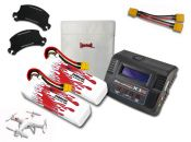 Dual LiPo 5600 11.1v Phantom RTR Kit