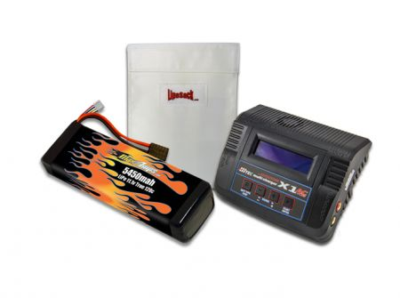 MaxAmps LiPo 5450 11.1V RTR Kit for Stampede®