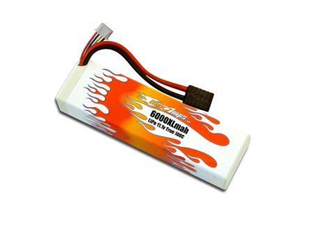 MaxAmps Hard Case LiPo 6000XL 3S 11.1v Battery Pack for Slash®