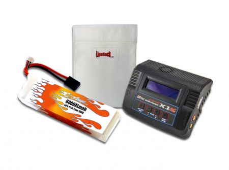 MaxAmps LiPo 6000XL 11.1V RTR Kit for Slash®