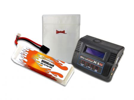 MaxAmps LiPo 9000XL 7.4V RTR Kit for Slash®