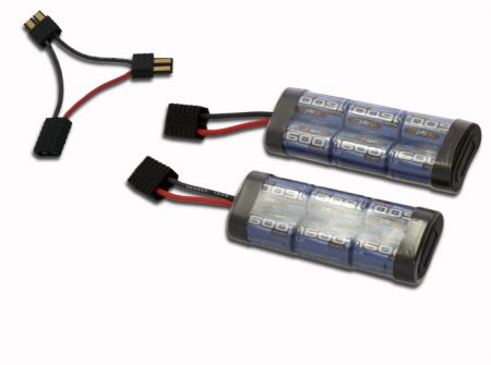 MaxAmps NiMh 1600 6 Cell Shotgun 14.4V Pair for Boss 302®