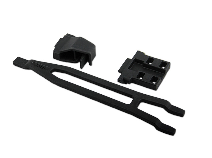 Traxxas® Battery Tray Expansion Kit #7426X for Rally® / Slash® 4x4 LCG