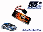 LiPo 1850 3-cell 11.1v Rally VXL Battery Pack