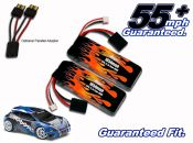 LiPo 1850 3-cell 11.1v Rally VXL Pair