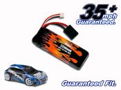 LiPo 2250 2-cell 7.4v Rally VXL Battery Pack