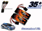 LiPo 2250 2-cell 7.4v Rally VXL Pair