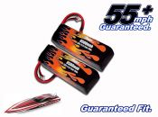 LiPo 6500 3-cell 11.1v Spartan Pair