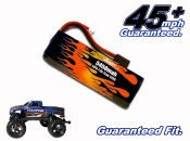 LiPo 5450 2-cell 7.4v Stampede Battery Pack