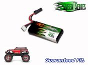 ON SALE! Green Series Life 1050 2-cell 6.6v Summit VXL Battery Pack