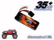 LiPo 2250 2-cell 7.4v Summit VXL Battery Pack - Allow 3 weeks
