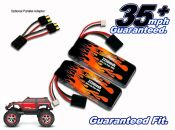 LiPo 2250 2-cell 7.4v Summit VXL Pair - Allow 3 weeks