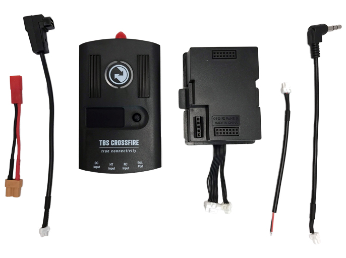 Team Blacksheep Crossfire Transmitter Module and Diversity Receiver Combo-  Allow 3 Weeks