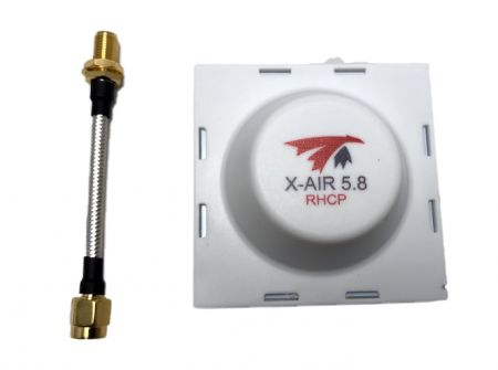 True RC X-Air 5.8G Patch Antenna RH