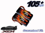 Hard Case LiPo 5450 3-cell 11.1v XO-1 Pair