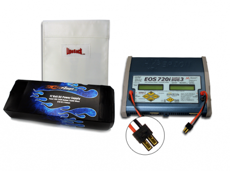 MaxAmps upgrade kit for Traxxas® XO-1® Supercar