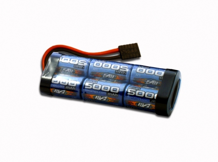 Rc Car Batteries >> Nimh Batteries 5000 6 Cell 7 2v Battery Pack Maxamps