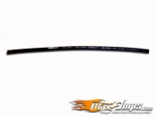 12awg Deans Ultra Black Noodle Wire