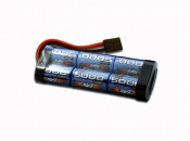 RC Car NiMh 5000 6 Cell 7.2V Battery Pack